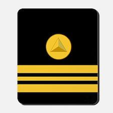 NOAA Lieutenant Commander<BR> Mousepad