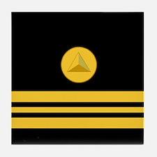 NOAA Lieutenant Commander<BR> Tile Coaster
