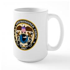 NOAA Lieutenant Commander<BR> 15 Ounce Mug