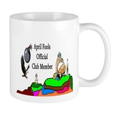 April Fools Member Mug