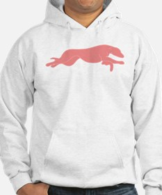 Greyhound Outline multi color Hoodie