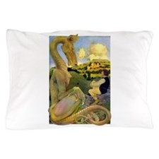 DRAGON TALES Pillow Case