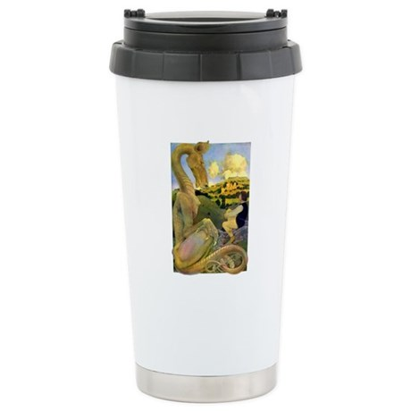 DRAGON TALES Stainless Steel Travel Mug
