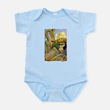 DRAGON TALES Infant Bodysuit