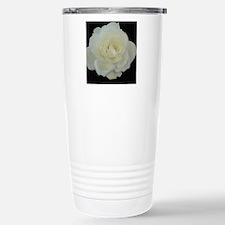 Midnight Rose Stainless Steel Travel Mug