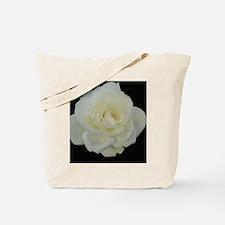 Midnight Rose Tote Bag