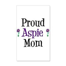 Proud Aspie Mom Wall Decal