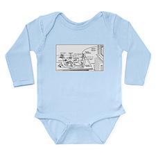 Regenerative Receiver Pictori Long Sleeve Infant B
