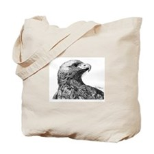 Eagle Pen & Ink Tote Bag