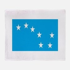 Irish Citizen Army Throw Blanket