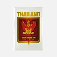 """Thai Gold"" Rectangle Magnet"