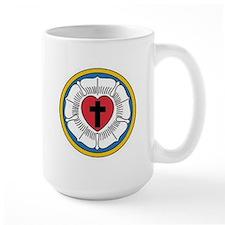 Luther's Rose Coffee Mug