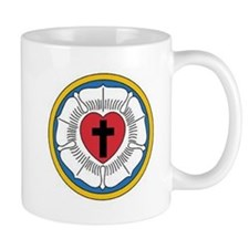 Luther's Rose Mug