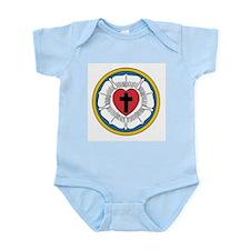 Luther's Rose Infant Bodysuit