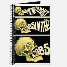 L'Absinthe c'est la mort II Journal