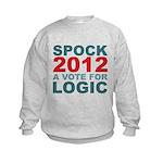 Spock 2012 Kids Sweatshirt