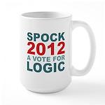 Spock 2012 Large Mug