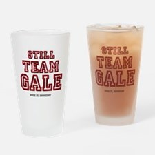Team Gale Drinking Glass