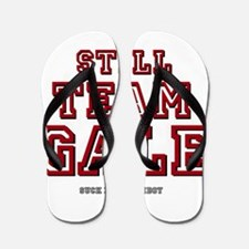 Team Gale Flip Flops