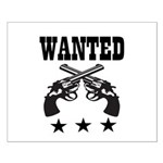 WANTED Small Poster