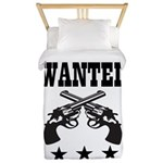 WANTED Twin Duvet