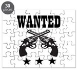 WANTED Puzzle