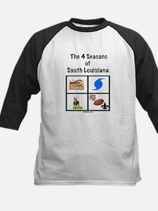 4 seasons in south Louisiana Tee