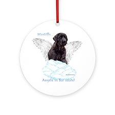 Mastiff 91 Ornament (Round)