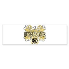Hunger Games Bumper Sticker