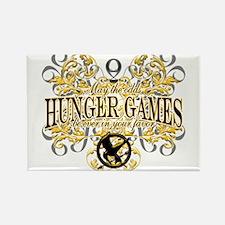 Hunger Games Rectangle Magnet