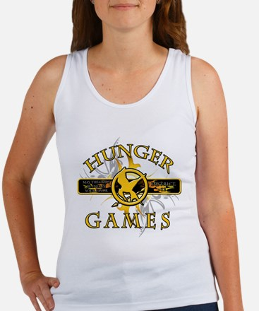 Hunger Games (tribal) Women's Tank Top