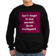 kierkegaard Sweatshirt