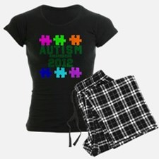 Autism Awareness 2012 Pajamas