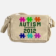 Autism Awareness 2012 Messenger Bag
