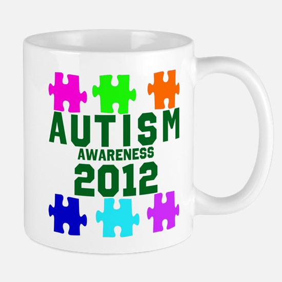 Autism Awareness 2012 Mug