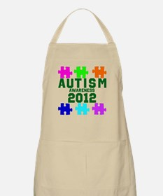 Autism Awareness 2012 Apron