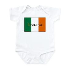 Irish Flag / Eire Infant Bodysuit