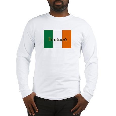 Irish Flag / Eire Long Sleeve T-Shirt