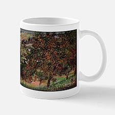 Apple Trees near Vetheuil, Monet, Mug
