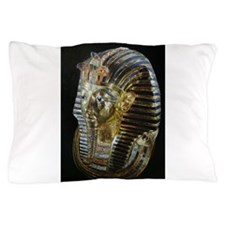 Tutankhamon's Golden Mask Pillow Case