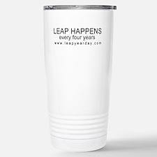 LEAP HAPPENS Thermos Mug