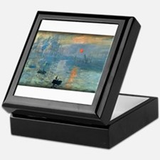 Impression, Sunrise, Monet, Keepsake Box
