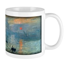Impression, Sunrise, Monet, Coffee Mug
