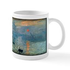 Impression, Sunrise, Monet, Small Mug