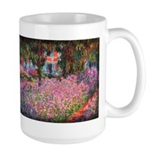Irises in Monet's Garden 01 Monet, Mug