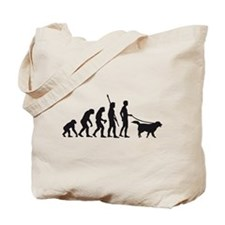 Cute Animal saint Tote Bag