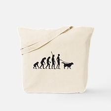 Cute Animal saint Tote Bag