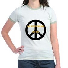 Unique Peace logo T