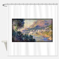 Monte Carlo Seen, Monet, Shower Curtain