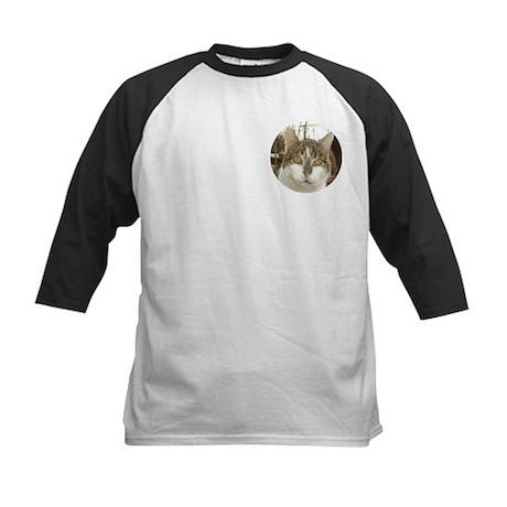 Cat Shelter Felix Kids Baseball Jersey